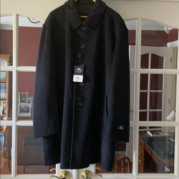 stanford coat new with tags